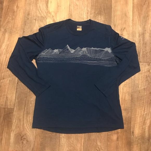 eec702b93f Icebreaker Shirts | Merino Bodyfit 200 Long Sleeve Shirt | Poshmark